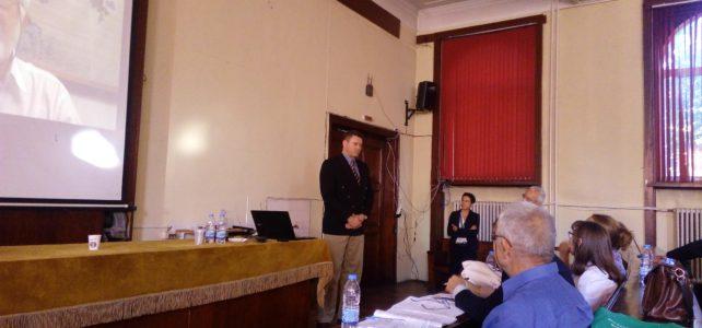 Научна сесия, посветена на 80 годишнината на проф. Стойко Факиров